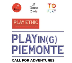 PLAYIN(G) PIEMONTE / CALL FOR ADVENTURES