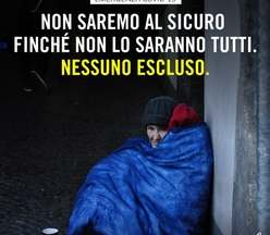 AMNESTY INTERNATIONAL ITALIA SOSTIENE ARCI TORINO, BINARIO 95 E MEDU