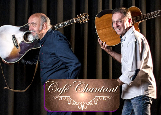 Cafè chantant - Duo Alkemy
