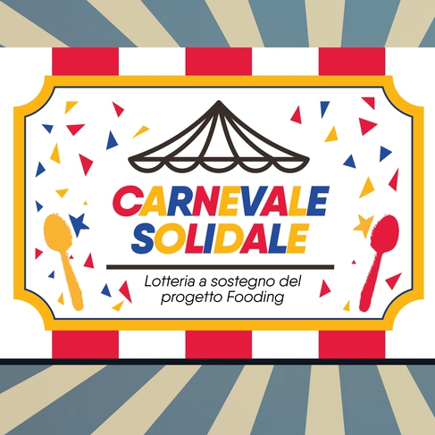 Carnevale Solidale - sostieni Fooding